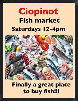 Ciopinot's Fish Market